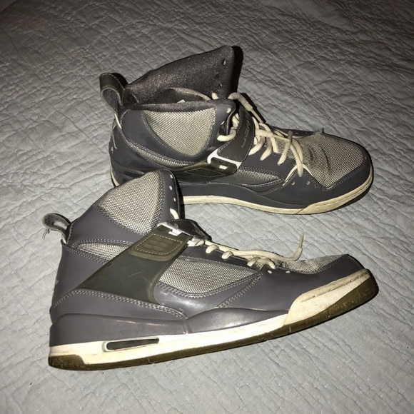 82dcb15f02fd Jordan Other - Nike Air Jordan Flight Stealth Size 9.5 Sneaker